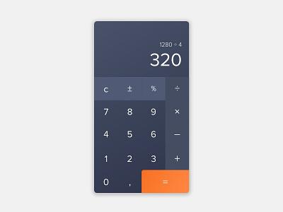 Calculator 1000 calculator 004 challenge ui
