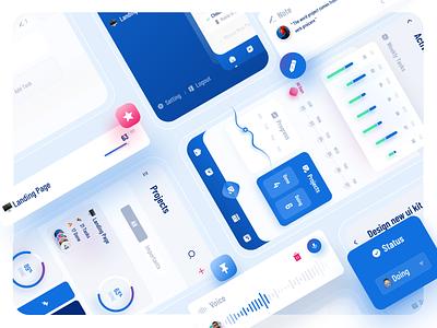 Do it. iOS Ui Kit user experience todo list app ui top ui best ui userinterface minimal ui kit design uikits uidesigners uiuxdesign ui  ux ux design ui design 2020 trend ux ui xd design xd figma