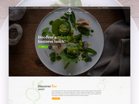 Business Lunch Home Page