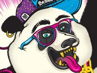 DJ Mafia - Air Panda logo