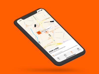 Sixt Ride App