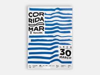 Poster 'Corrida do Mar'