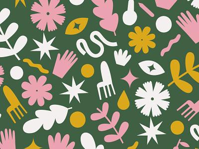 Big School Animation pattern illustration russia branding vector moscow design
