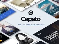 Capeto UI Web Kit - CreativesCastle