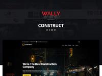 Construct behance