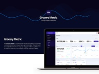 Grocery Metric - Analytics Dashboard