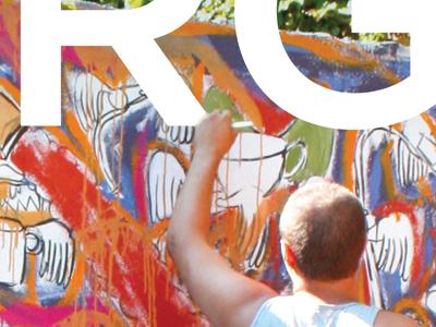 Cover Art Concept magazine zine mural editorial