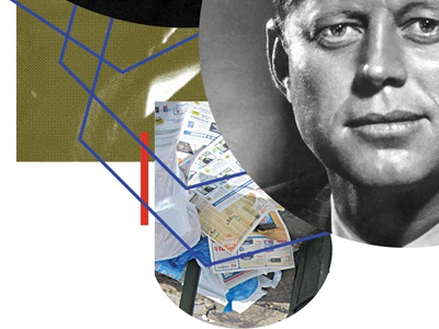 Kennedy collage bit map