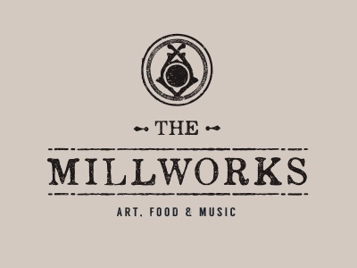 The Millworks logo