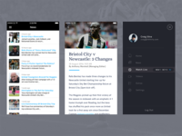 NUFC TV App Refresh