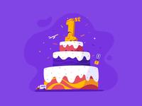 Spocket's First Birthday!