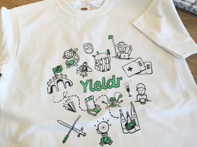 Yieldr Shirts