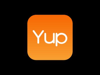 Yup logo appicon edtech