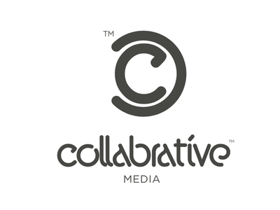 Collabrative sportie modern branding logo
