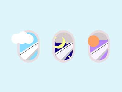 plane windows