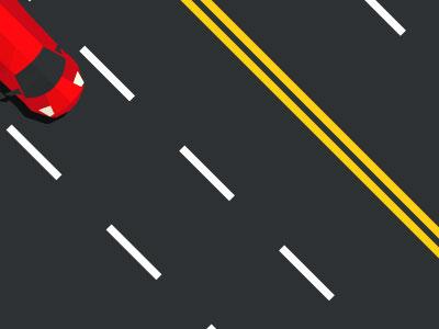 vroom vroom car illustration vector