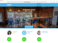 Cove Redesign