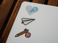 Cute Little Nomad Sticker Pack