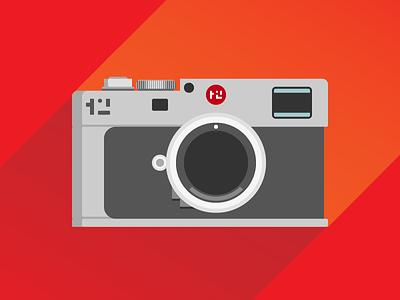 Foundry - Camera camera illustration flat vector illustrator