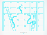 Neat Snakes & Ladders