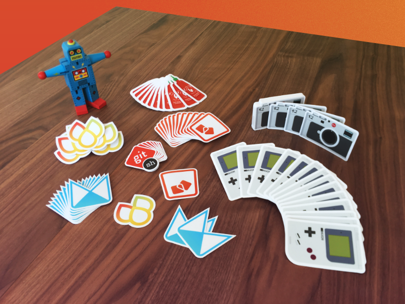 Thoughtbot stickers