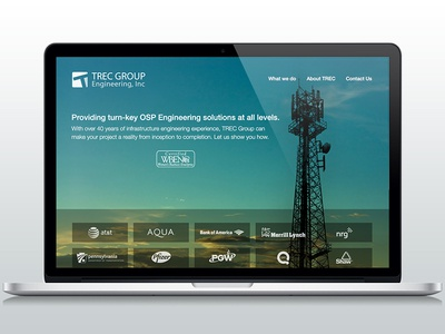 TREC Group Redesign