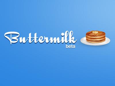 Buttermilk branding photoshop buttermilk