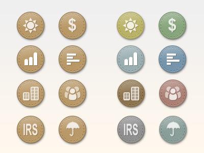 Icon Set icons icon design photoshop illustrator ui ui design web design
