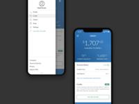 Payment App mobile app finance ux  ui fintech