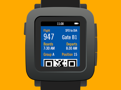 Southwest for Pebble Time