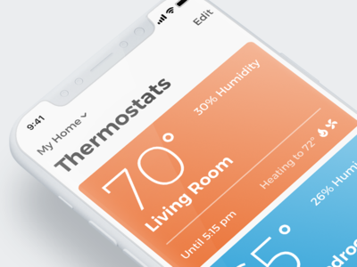 Thermostat App