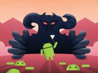 Android vs Dagger 2 (Dahaka)
