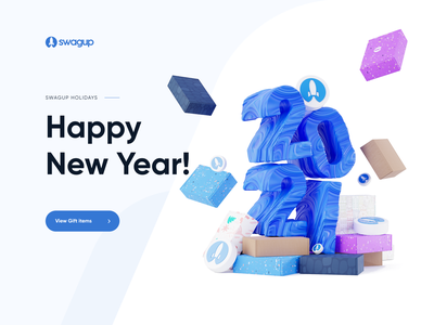 New Year | New milestone to reach | 2021 swagpack 3dpack 3dtext 3dletter abstract3d 3dtrend api website new year website new year hero 2021 design swag pack 3d 3d website hero 3d 2021 3d new year 3d 2021