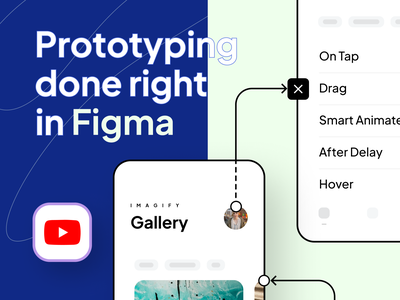 Prototype done right in Figma advance figma tutorial youtube tutorial youtube advance tutorial advance figma figma prototype smart animate tutorial smart animate prototype hover prototype hover animation after delay tap dag scale smart animate hover prototype tutorial prototype figma tutorial