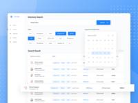 Developer Directory Search UI