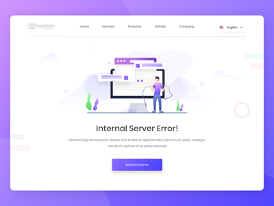 500 Internal Server Error v2 error illustration 500 error internal server error web illustration header ui landing page flat illustration illustration error illustration