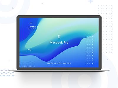 Freebie   Mackbook Pro mockup   XD Sketch and Figma sketch symbol figma xd mockup sketch mockup mackbook pro mockup mackbook mockup freebie free mockup