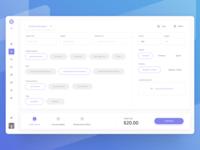Content delivery Platform Dashbaord