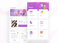 Healthcare tool app for aged person | Salu Health