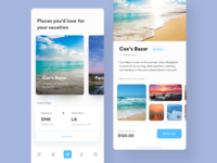 Air ticket booking app v2 | Airexploria