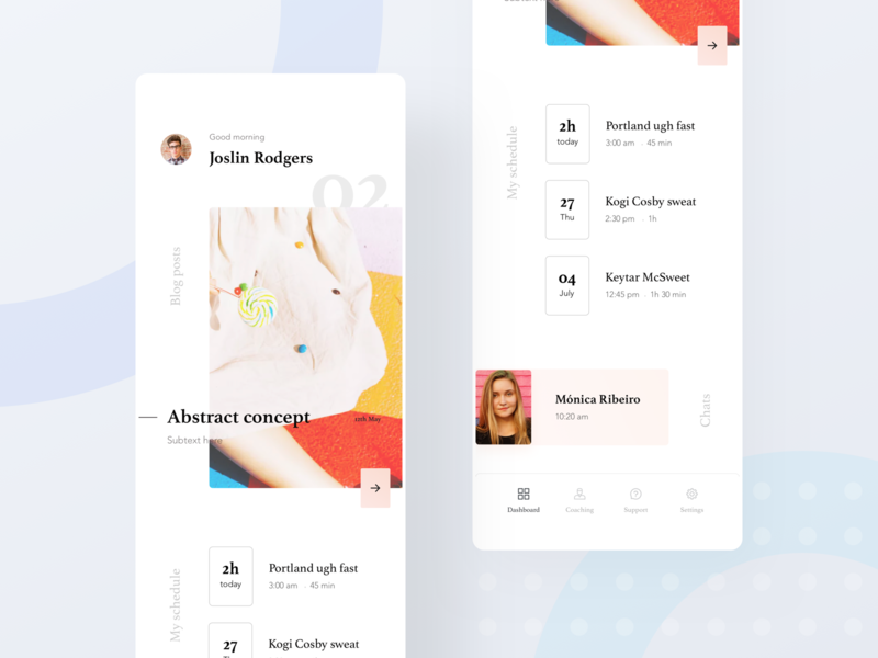 Revive mindfulness - IOS app