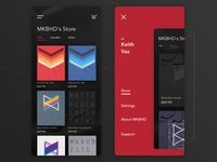 The MKBHD Store - Concept UI
