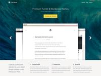 Pixel Revel homepage