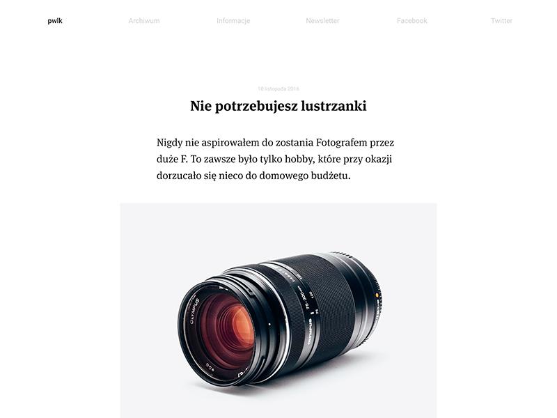 Blog post theme typography article web design design website minimal wordpress blog