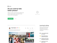Tookapic Landing Page v.∞.0