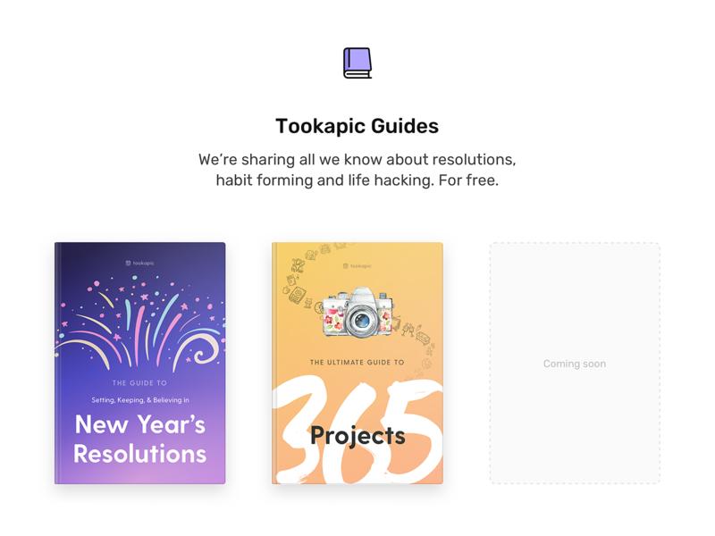 Tookapic Guides