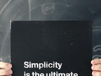 Simplicity dribbble big