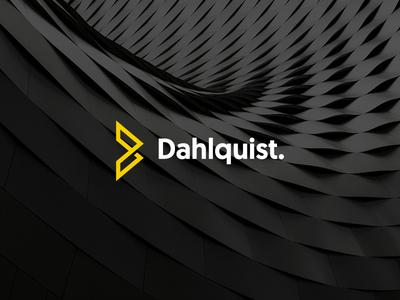 Dahlquist. architecture logo