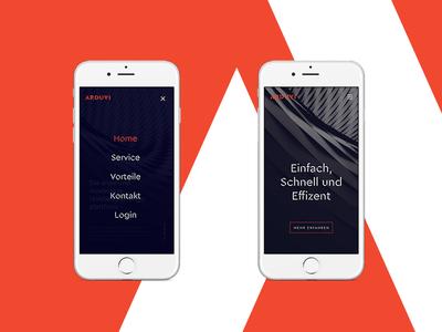 Ng Dribble web network interface graphic app