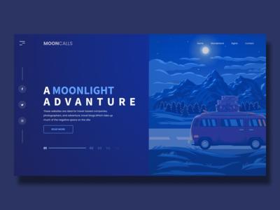 A Moonlight Adventure